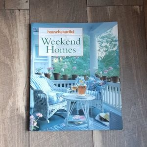 Weekend Homes Decor Book Coffee Table
